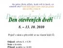 Den otevřených dveří SOŠ ČB- 9