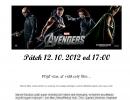 Film - 12. 10. 2012 Avangers