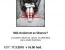 Plakát šikana - 17