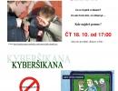 Téma měsíce října 2012 - šikana a kyberšikana