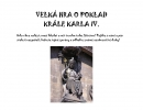 plakát Karel IV