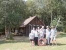 Tábor v přírodě